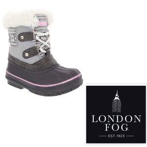 London Fog Tottenham Cold Weather Snow Boot